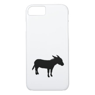 donkey silhouette iPhone 7 case