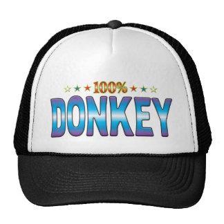 Donkey Star Tag v2 Cap