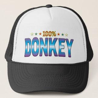 Donkey Star Tag v2 Trucker Hat