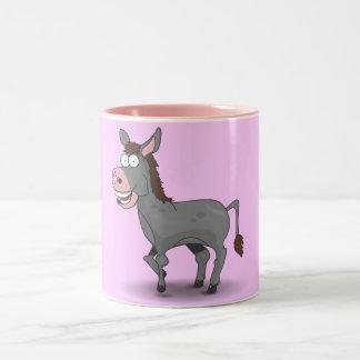 Donkey Two-Tone Coffee Mug