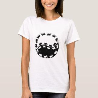 donkey yin yang T-Shirt