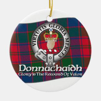 Donnachaidh Clan Christmas Ornament