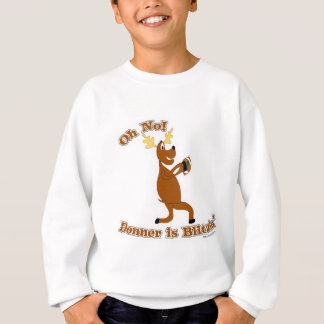 Donner is Blitzen! Sweatshirt
