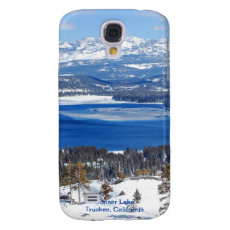 Donner Lake California Galaxy S4 Case