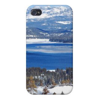 Donner Lake California iPhone 4 Case
