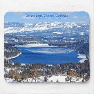 Donner Lake California Mousepad