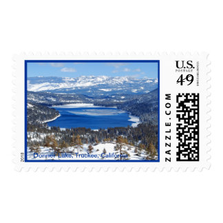 Donner Lake California Postage