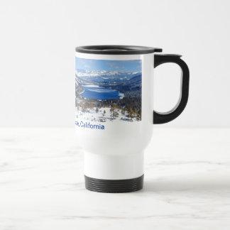 Donner Lake California Travel Mug
