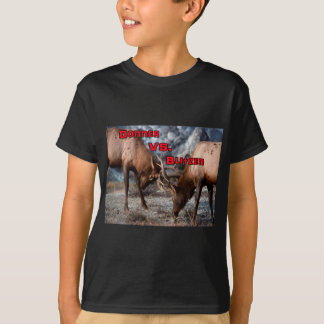 Donner vs. Blitzen T-Shirt