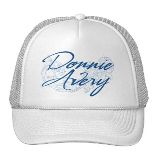 Donnie Avery Cap Mesh Hats