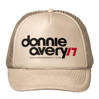 Donnie Avery Cap Trucker Hats