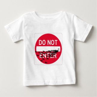 donotenterspread t shirt