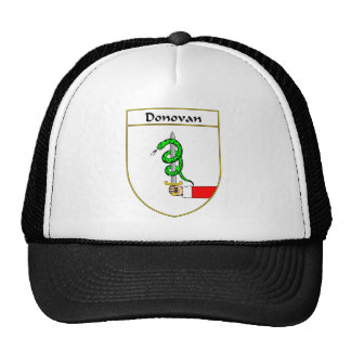 Donovan Coat of Arms/Family Crest Cap