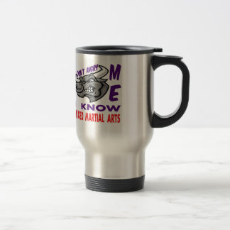 Don't angry me, i know Mixed Martial Arts. Coffee Mug