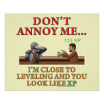 Don't Annoy Me Poster
