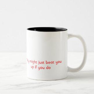Don't annoy plants coffee mug