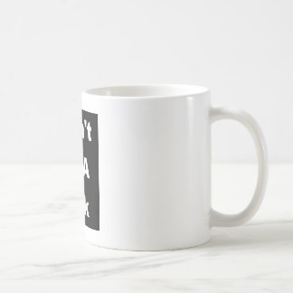 Don't Be A Dick Coffee Mug