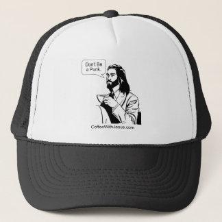 Don't Be a Punk Trucker Hat