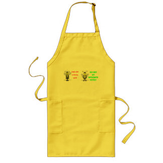 Don't Be A Useful Idiot Long Apron