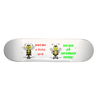 Don't Be A Useful Idiot Skate Deck