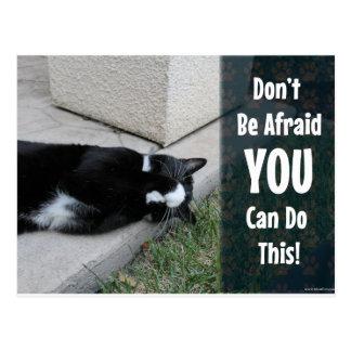 Don't Be Afraid Postcards
