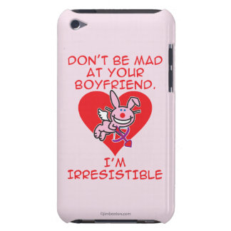 Don't Be Mad Barely There iPod Case