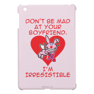 Don't Be Mad iPad Mini Case