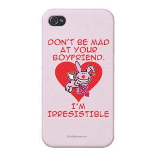 Don't Be Mad iPhone 4/4S Cover
