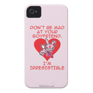 Don't Be Mad iPhone 4 Cover