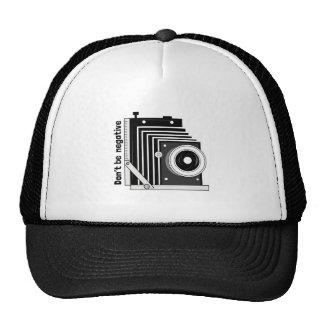 Dont Be Negative Trucker Hat