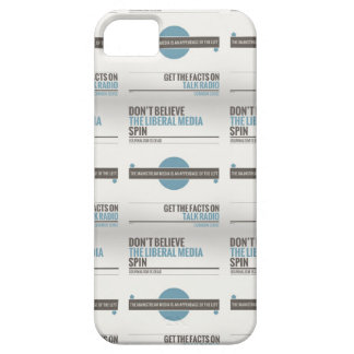 Don't Believe The Liberal Media iPhone 5 Cover