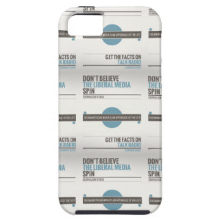 Don't Believe The Liberal Media iPhone 5 Covers