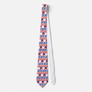 Don't Blame Me I Voted For Romney Tie