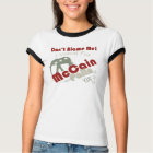 Dont Blame Me (I voted McCain Palin) for Gals T-Shirt
