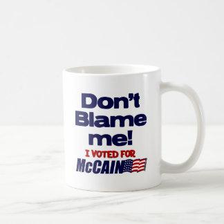 Don't Blame Me! Mugs