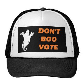 Don't Boo Vote! - Trucker Hat