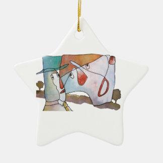 Don't Bore Me! Christmas Ornament