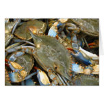 Don't Bother Me...I'm Crabby! Greeting Cards