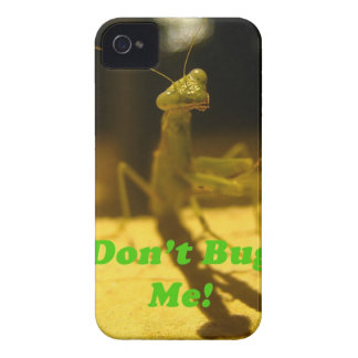 Don't Bug Me! iPhone 4 Cover