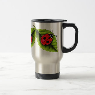 Don't bug me! Ladybugs Coffee Mug