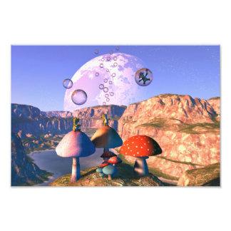 Don't Burst My Bubble! Photo Print