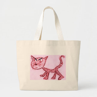Don't buy me!  Meow! Tote Bags