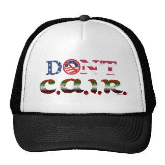 Don't C.A.I.R. Cap