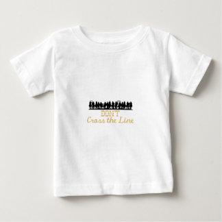 Don't Cross The Line T Shirt