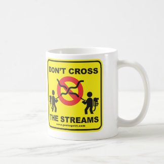 Don't Cross the Streams Coffee Mug