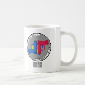 Don't Die Competition Mug, 2014 Basic White Mug