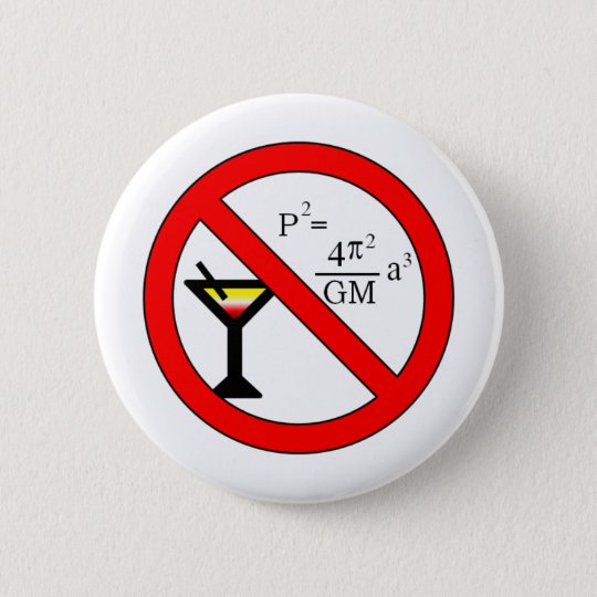 Don't Drink and Derive Button