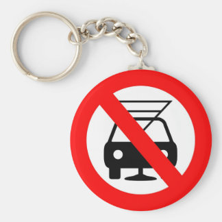Dont drink and drive key ring