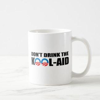 DON'T DRINK THE KOOL-AID BASIC WHITE MUG