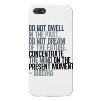 Don't Dwell iPhone 5/5S Cases
